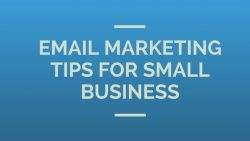 small business marketing tips