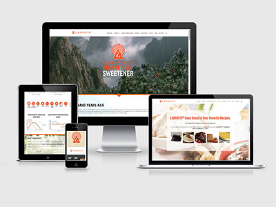 small shop web design