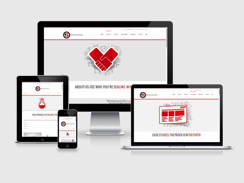Before and After Website Redesign 6