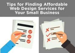 Affordable Small Business Web Design Services
