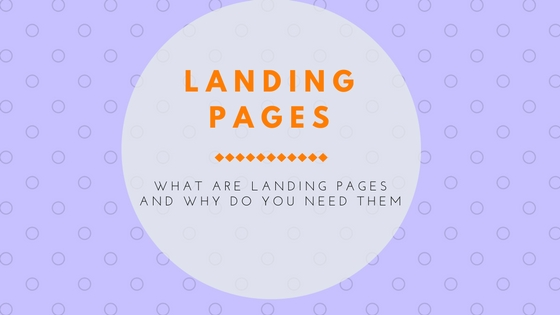 What Is a Landing Page and What Makes a Good Landing Page? 1