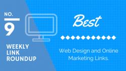 link roundup design marketing
