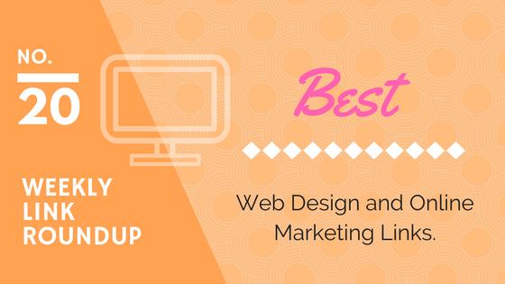 web design links roundup
