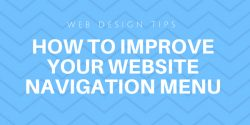 How to Improve Your Website Navigation Menu (Infographic) 2