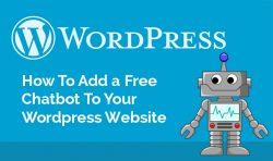 free website chatbot