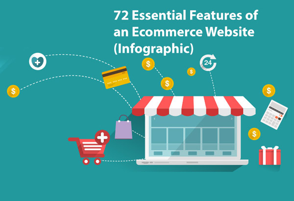 72 Essential Features of an Ecommerce Website 1