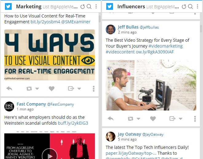 social media blog post ideas