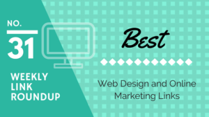 weekly design marketing link roundup