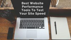 check website speed tools