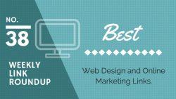 best design and marketing links