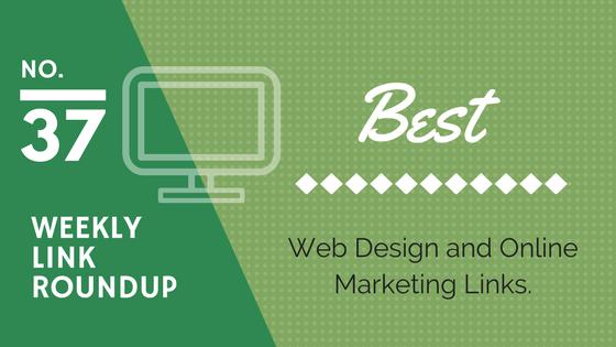 website design and marketing links