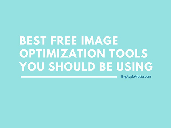 How To Optimize Images for Web. Best Free Image Optimization Tools You Should Be Using 1