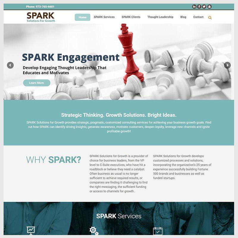 women business web design