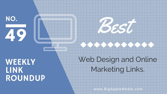 best web design and marketing links
