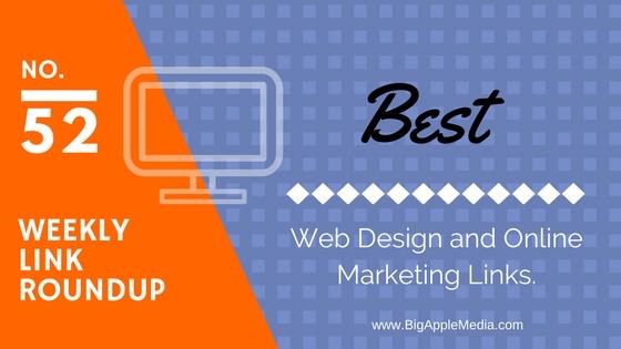 weekly design link roundup