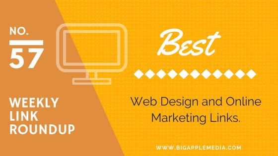 design marketing link roundup