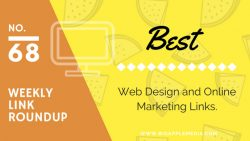 weekly design and marketing links roundup