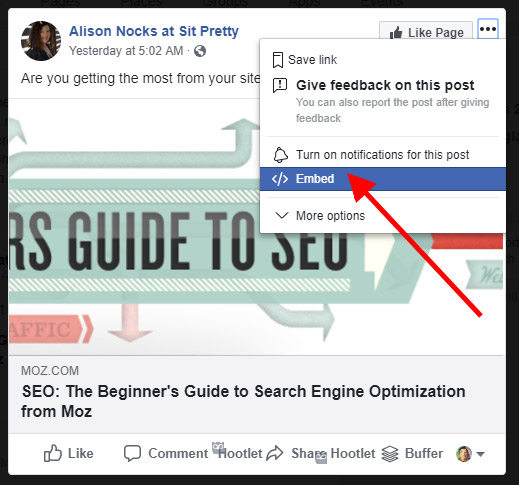 The Ultimate Guide for Embedding Social Media Posts On Your