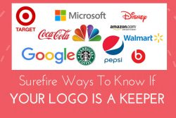how to choose the logo