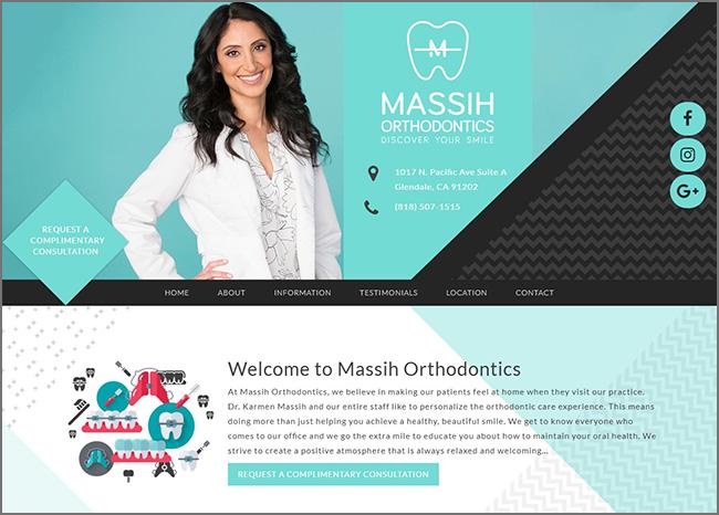 The Best Dental Websites. Design Inspiration (Updated 2021) 2