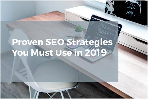 seo strategies 2019