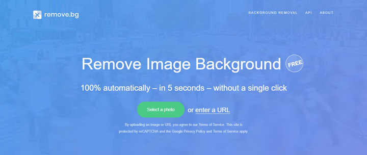 Design Tool Spotlight: Remove Background Free Tool 1