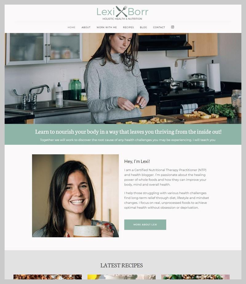 wellness redesign case study