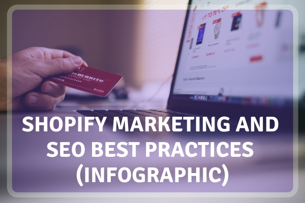 seo for shopify infographic