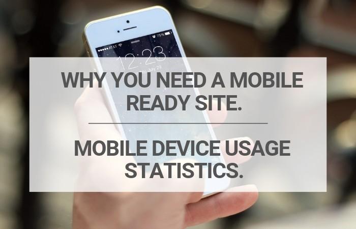 mobile ready site statistics