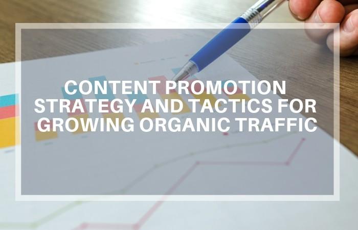 organic content promotion