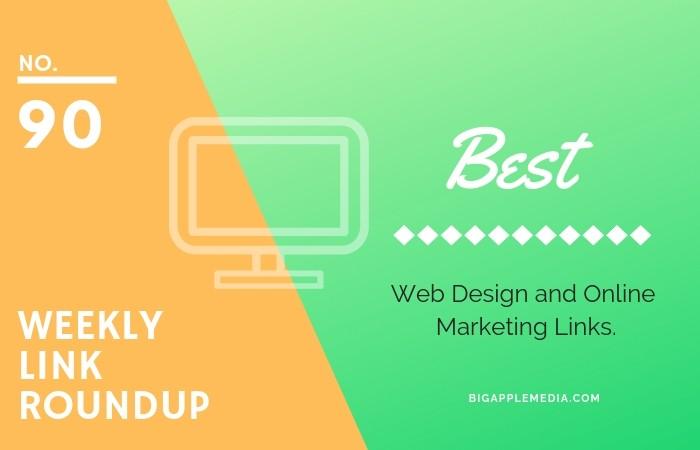weekly seo link roundup