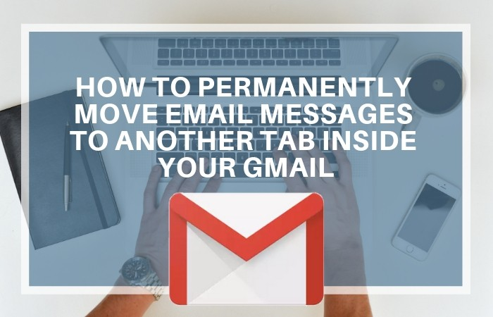 organize emails tabs gmail