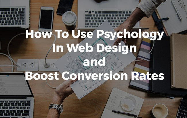 psychology in web design