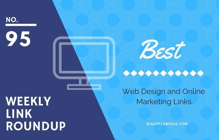 best design and marketing links roundup v95