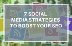 social media strategies and seo