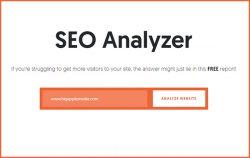 free seo audit tool