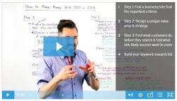 video how to make money seo