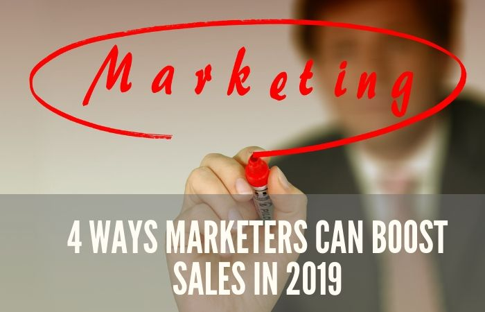 marketing tips for growing sales