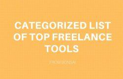 list of freelance tools