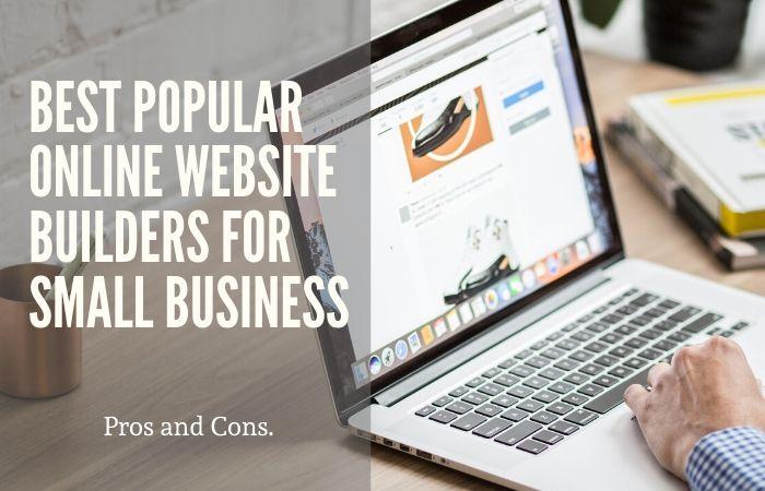 best website builders small business
