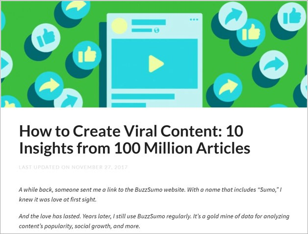 8 Types of Content That Naturally Attracts Backlinks And Social Shares 2