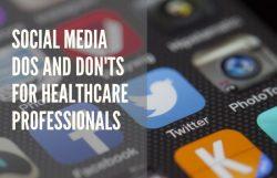 benefits of social media in healthcare