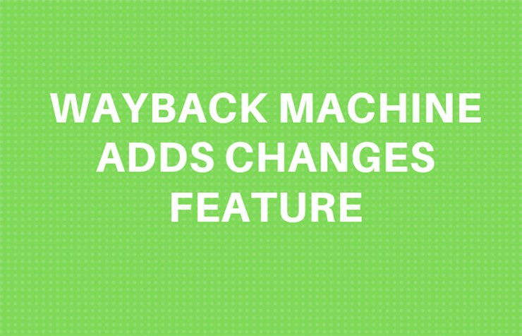 wayback machine benefits