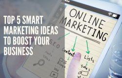 smart marketing ideas