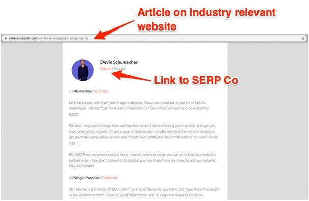 high quality links