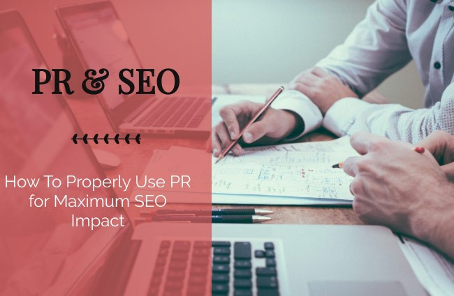 public relations for SEO