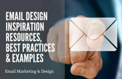 email marketing design resources
