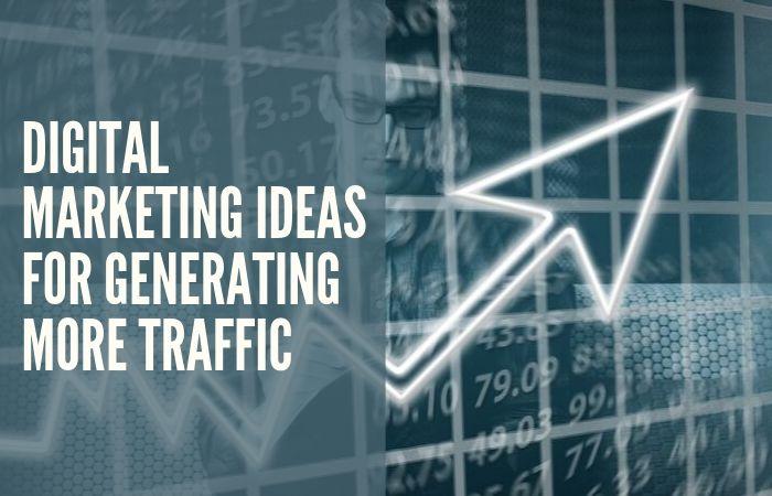 marketing ideas for organic traffic