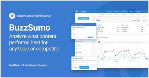 buzz sumo content research