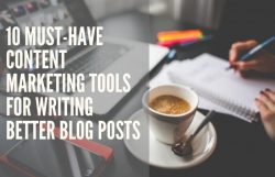 tools for writing blog posts